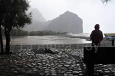 Meteo - La lluvia desborda El Charco