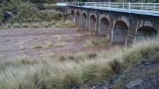 160220 Agua en La Aldea Borrasca
