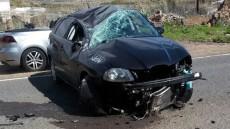 160226 Accidente tráfico Las Marciegas