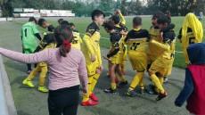 160228 Resultados fútbol Alevín