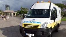 160317 Ambulancia TSNU