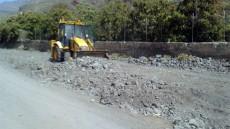 160321 Nuevos aparcamientos en la Playa de Tasarte