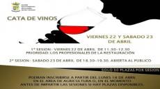 160421 Cata vinos en la Noche de tapas y vinos