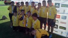 160422 UD San Nicolás Alevín en el Torneo Las Palmas