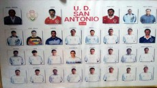 Manolín - UD San Nicolás Infantil