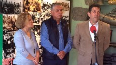 Visita directores de Patrimonio y Promoción Cultural del GobCan