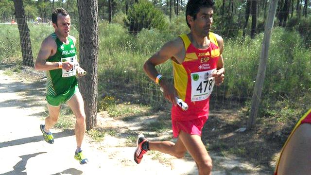 Medalla Oro en Algarve