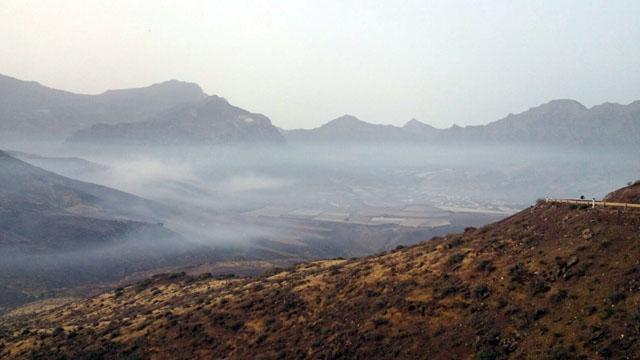 Segundo día del conato de incendio en el vertedero agrícola de Coagrisán