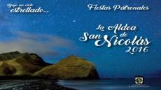 Portada programa las fiestas El Charco 2016