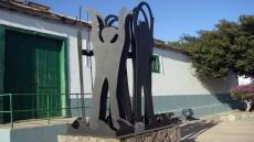 Escultura de La Rama