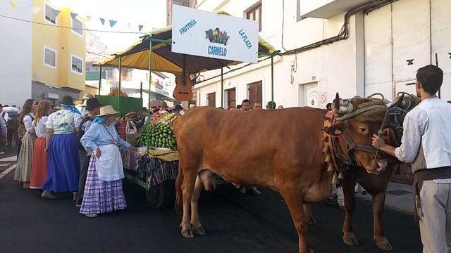 Romería a San Nicolás 2016