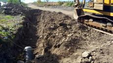 Obras aguas residuales Tasarte