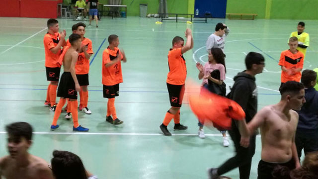 Cadete Artevirgo Fútbol Sala