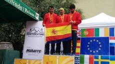 Matías Ojeda - Subcampeón de Europa M40