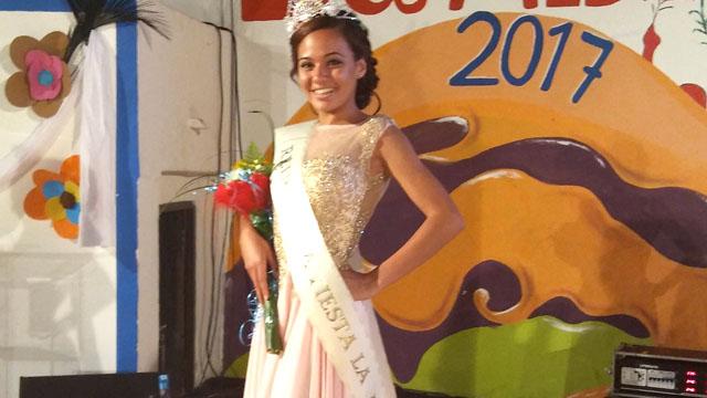 Reina Fiestas 2017