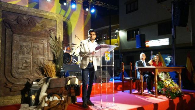 Pregón Matías Ojeda