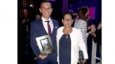 Javier Sosa - Premio Isla Europea del Deporte