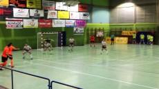 1ª Jornada Tercera División Fútbol Sala. Artevirgo-Panadería Pulido