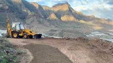 Obras acondicionamiento canal del Parralillo