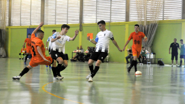 CFS Artevirgo Juvenil - Iberia Toscal Tenerife - Final Campeonato Canarias