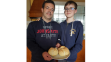 William y Andrés Bautista - Pan de matalauva
