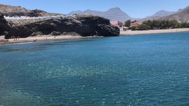 Playa La Aldea - Fase 2