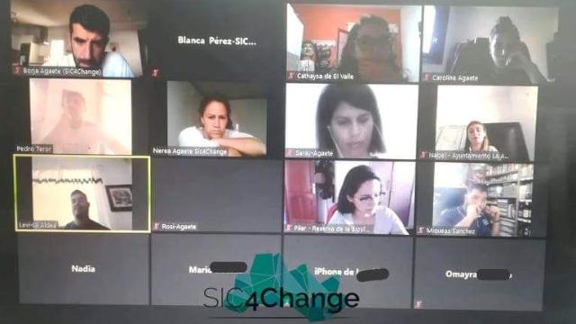 SIC4Change