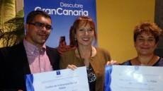 160317 Premios SICTED turismo Cabildo GC