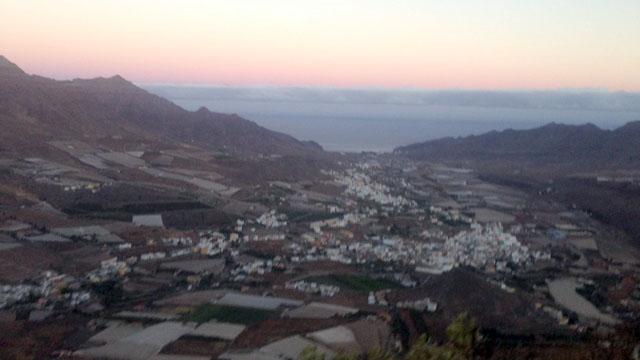 Carrera Entremontañas La Aldea 2016, Paralelo 28