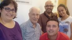 Matías Guasch visita la Escuela de Música