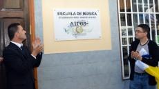 Sede Escuela de Música Aires de La Aldea