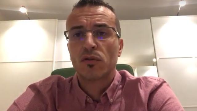 Víctor Hernández - Portavoz PP La Aldea